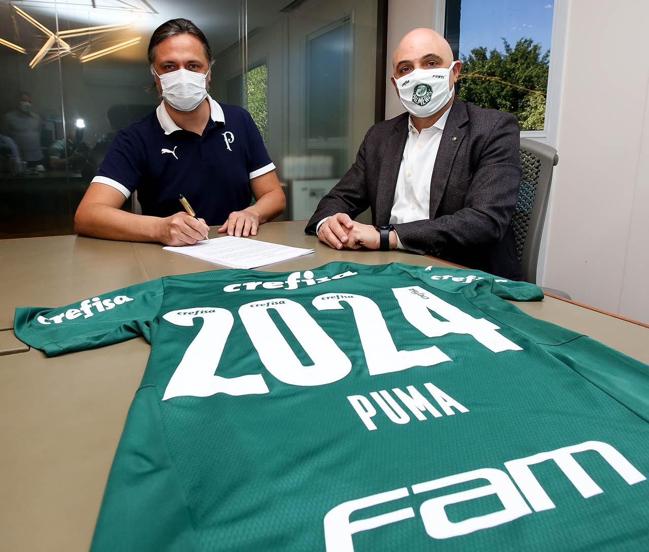 Palmeiras PUMA 2024 1