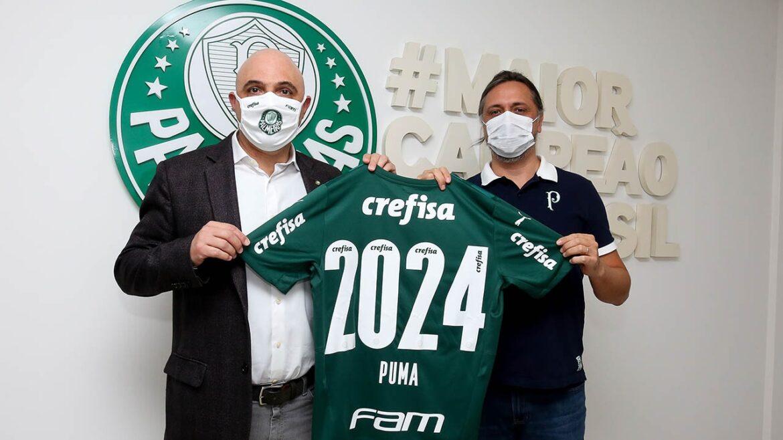 Palmeiras PUMA 2024