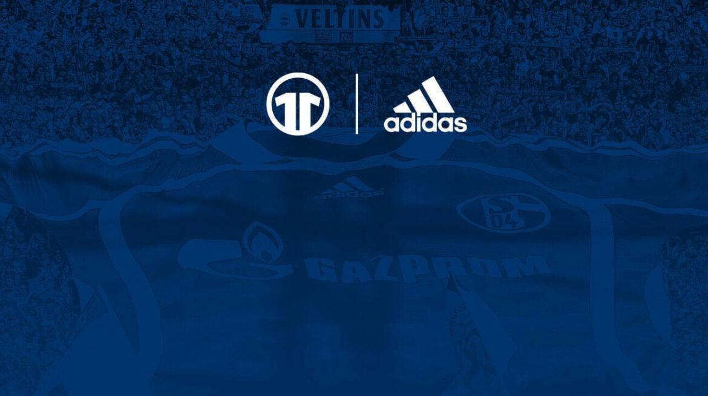 Schalke 04 Adidas 2022-2023