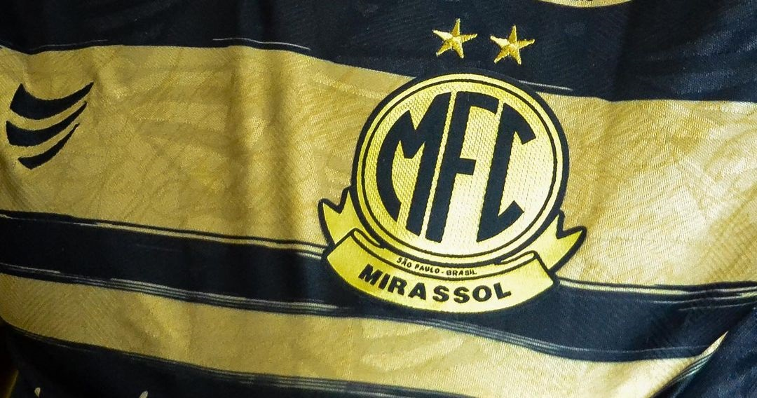 Terceira camisa do Mirassol 2021-2022 Super Bolla