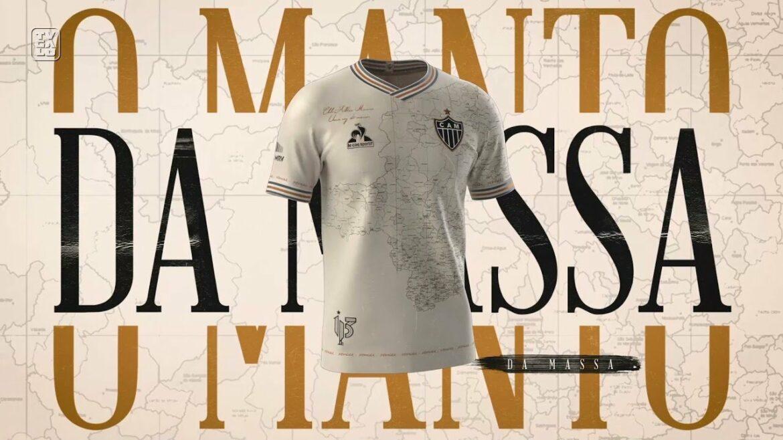 Camisa Manto da Massa 113 Atlético-MG 2021 a