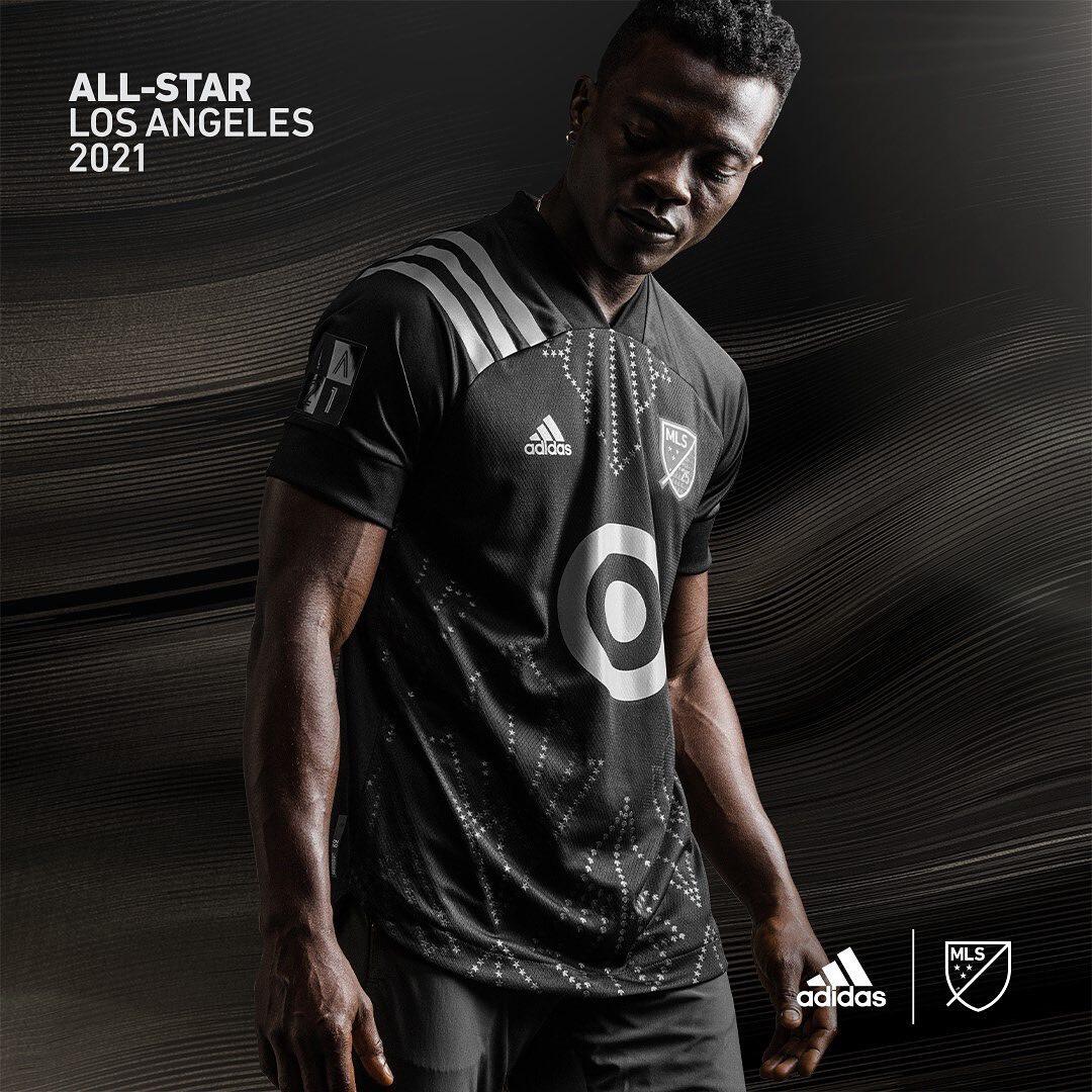 Camisa do All-Star Team da MLS 2021 Adidas