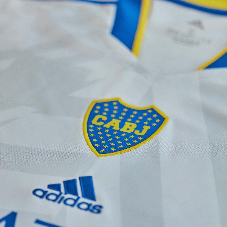 Camisa reserva do Boca Juniors 2021-2022 Adidas