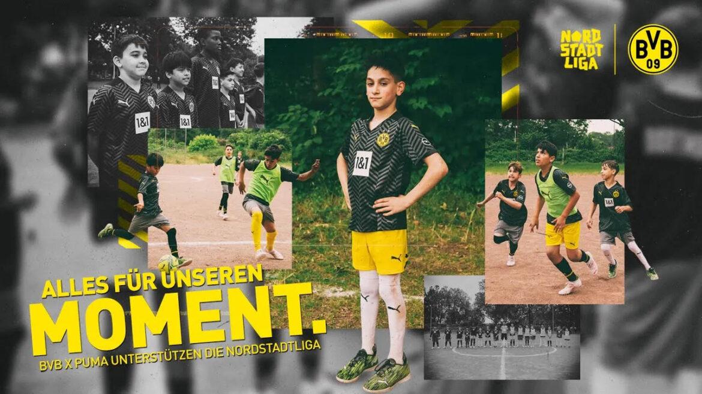 Camisa reserva do Borussia Dortmund 2021-2022 PUMA a