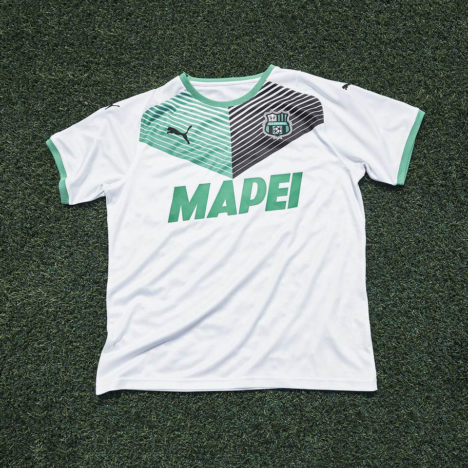 Camisas da US Sassuolo 2021-2022 PUMA