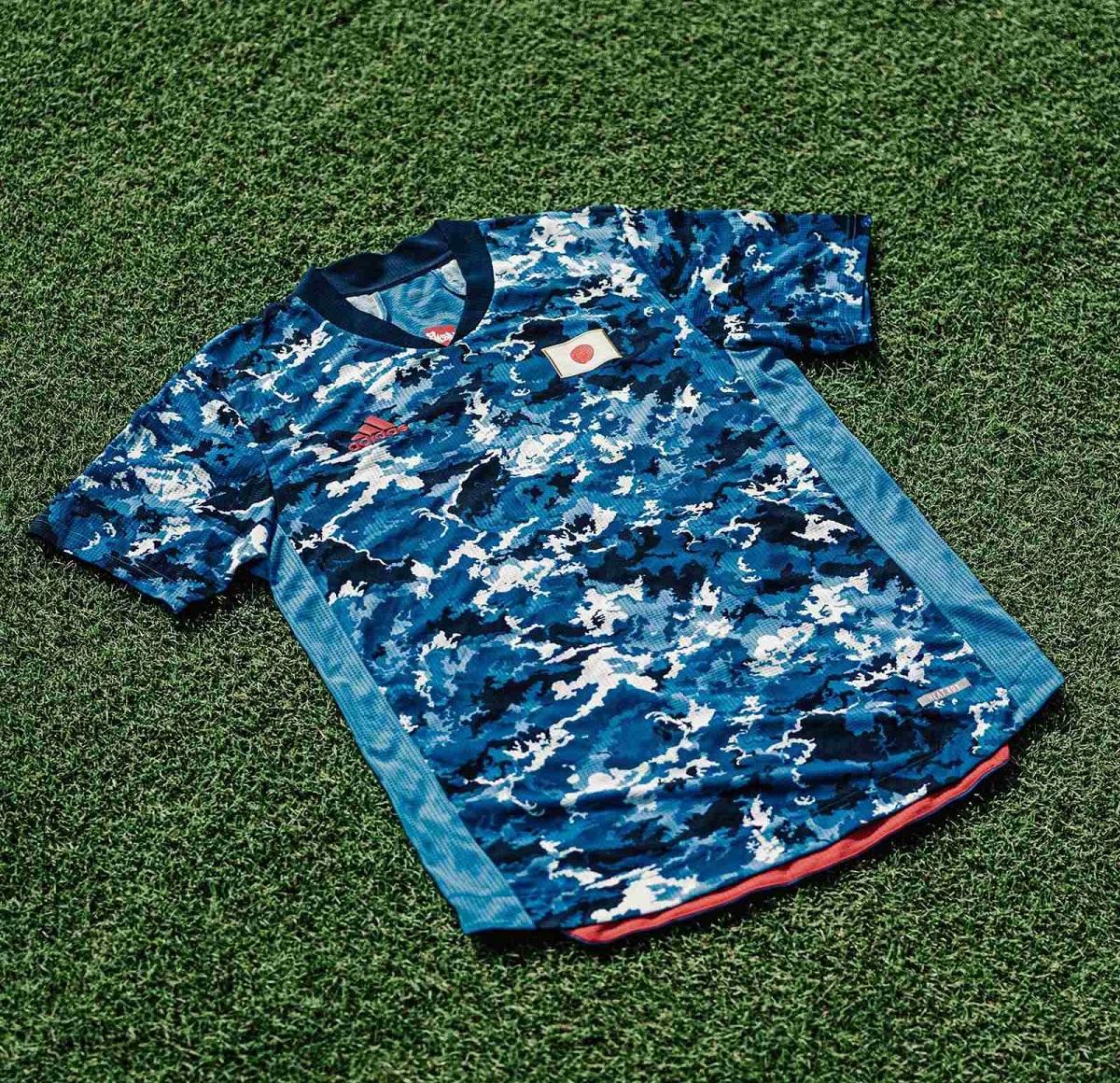Camisas das Olimpíadas de Tóquio 2020