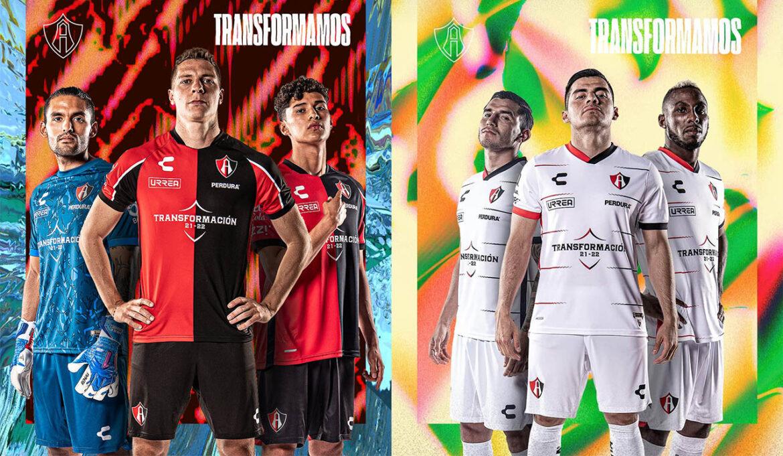 Camisas do Atlas FC 2021-2022 Charly a