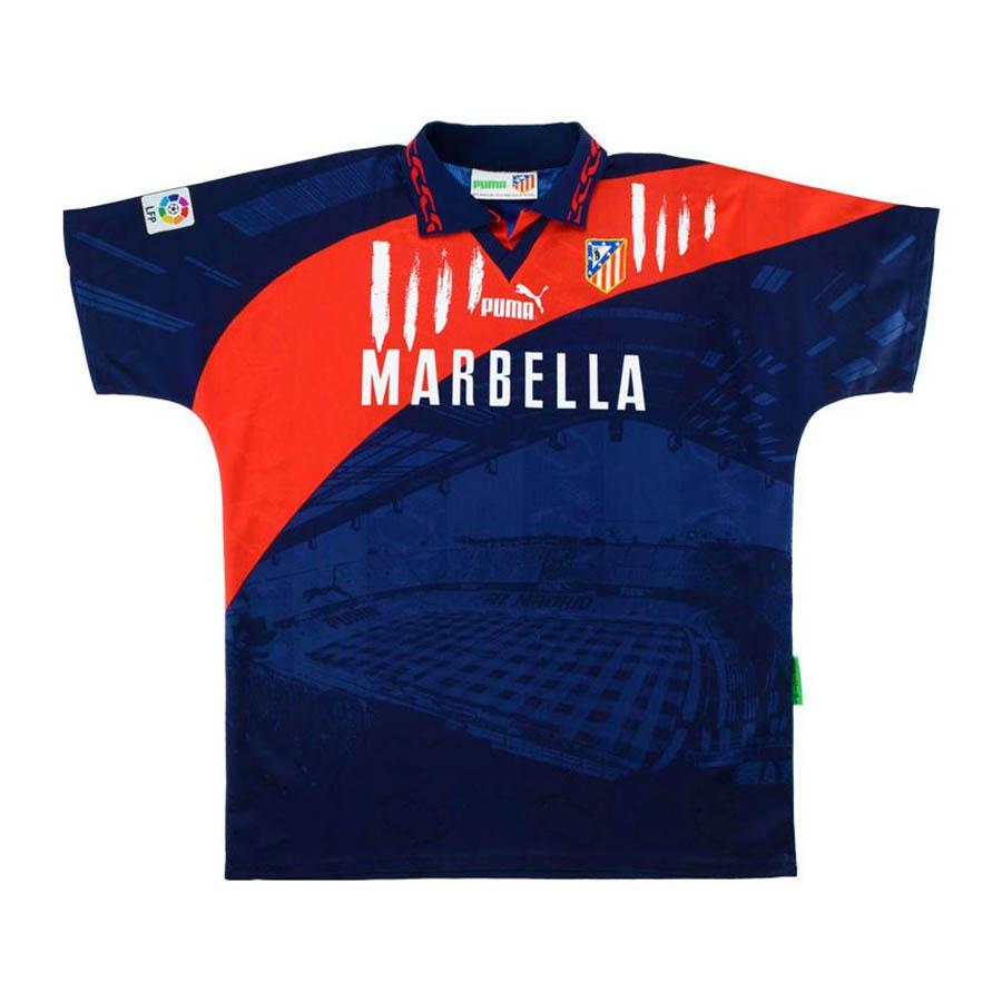 Camisas do Atlético de Madrid 2021-2022 Away kit 95-96