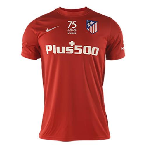 Camisas do Atlético de Madrid 2021-2022 Nike Fourth