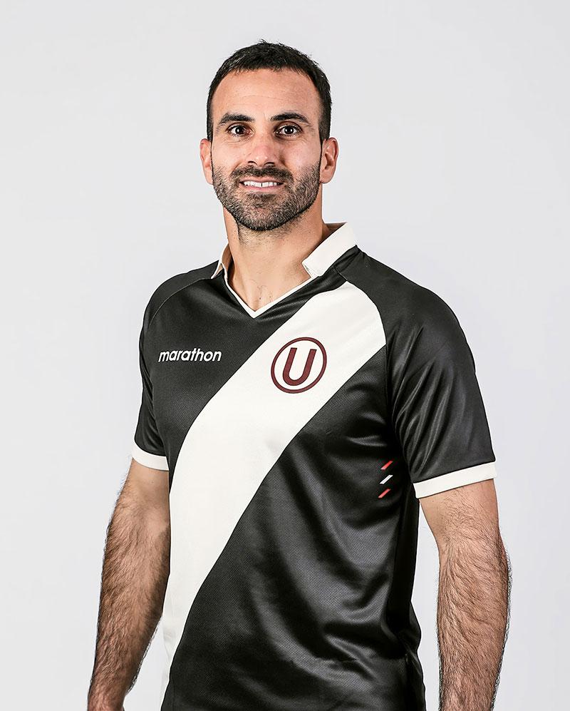 Camisas do Bicentenário da Independência do Peru Universitario 2021 Marathon