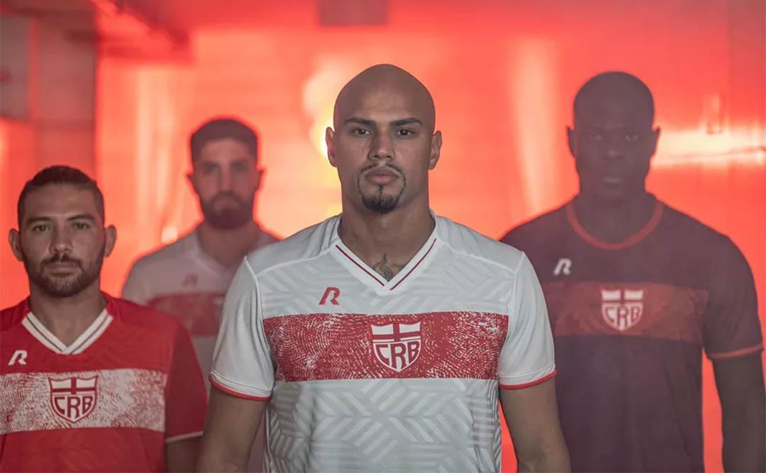 Camisas do CRB 2021-2022 Regatas a