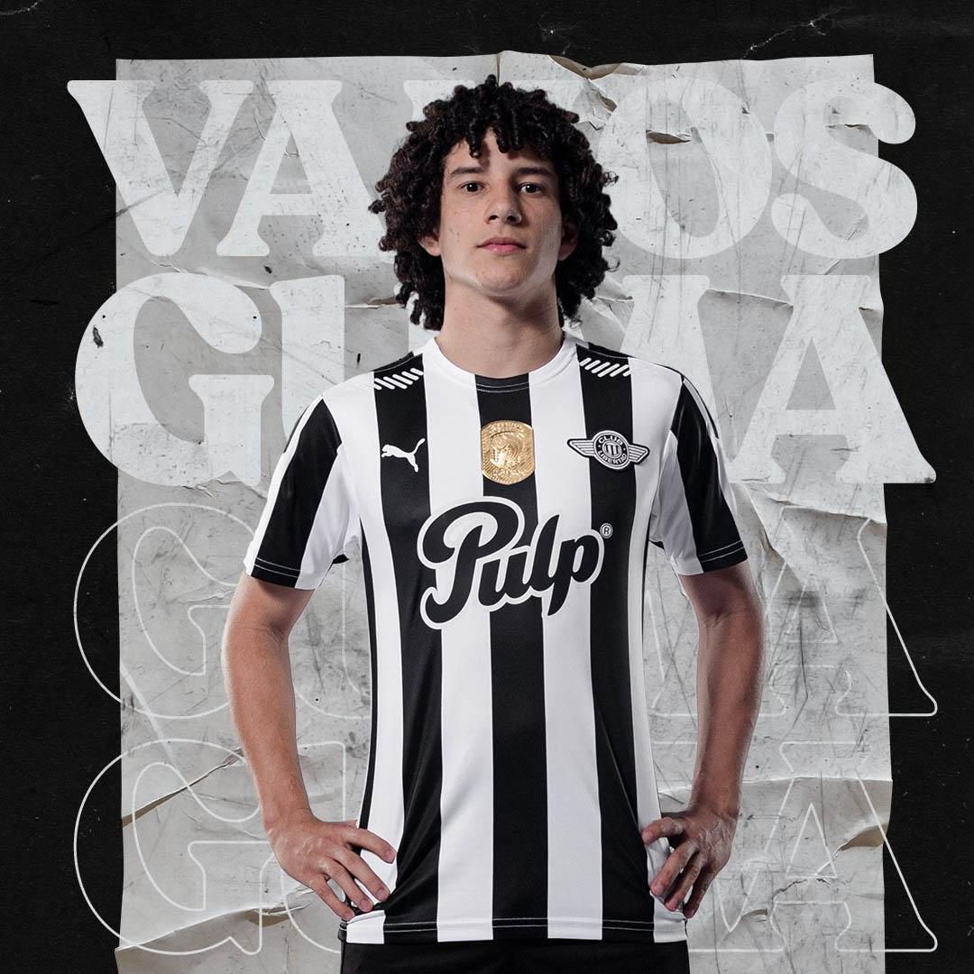 Camisas do Club Libertad 2021-2022 PUMA 1