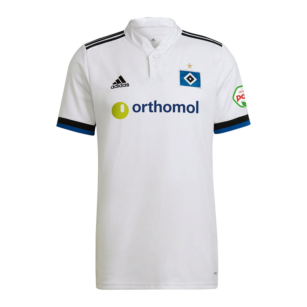 Camisas do Hamburgo SV 2021-2022 Adidas