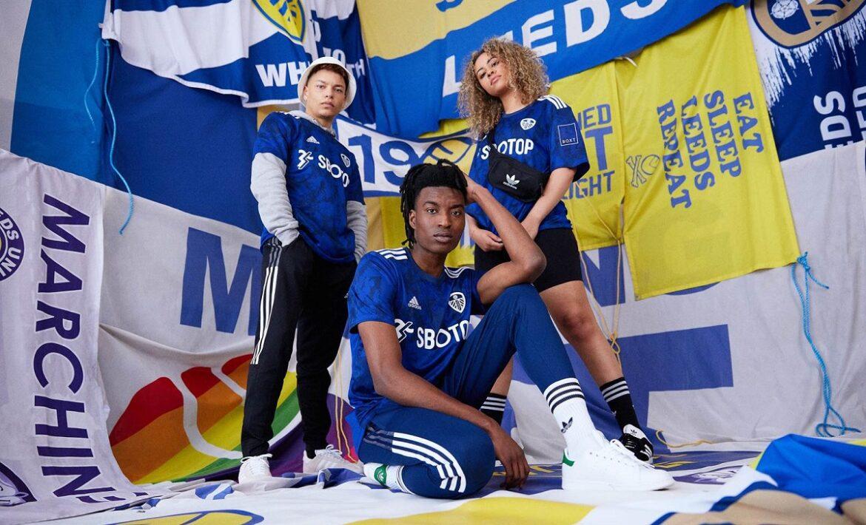 Camisas do Leeds United 2021-2022 Adidas