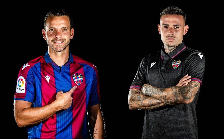 Camisas do Levante UD 2021-2022 Macron
