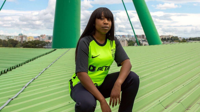 Camisas do Sporting CP 2021-2022 Nike