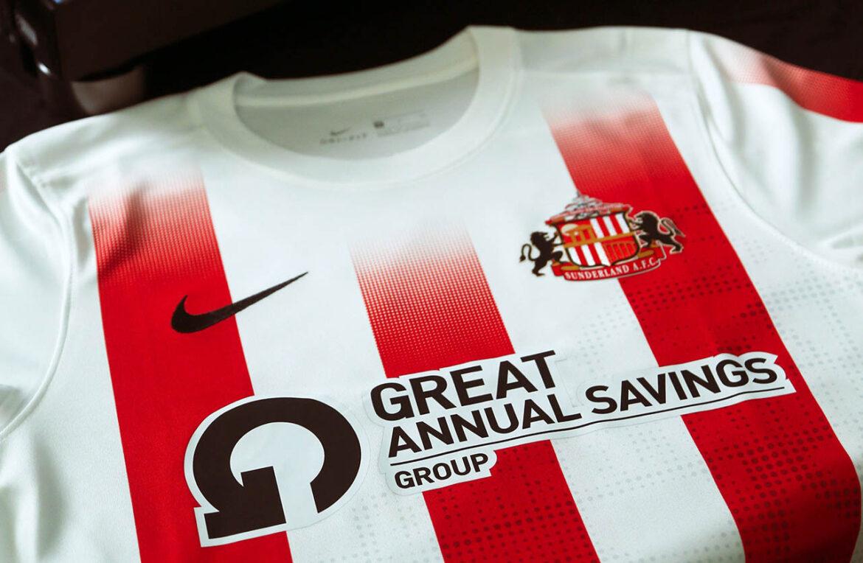 Camisas do Sunderland 2021-2022 Nike a