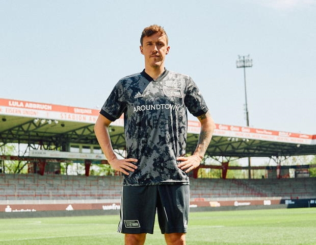 Camisas do Union Berlin 2021-2022 Adidas