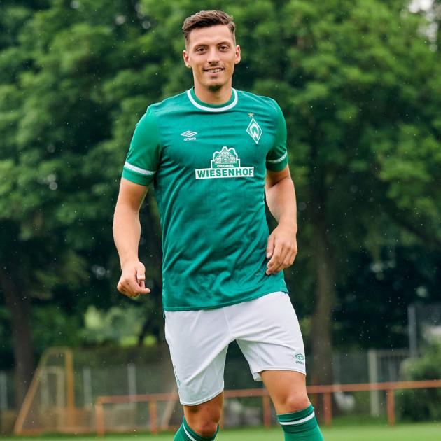 Camisas do Werder Bremen 2021-2022 Umbro