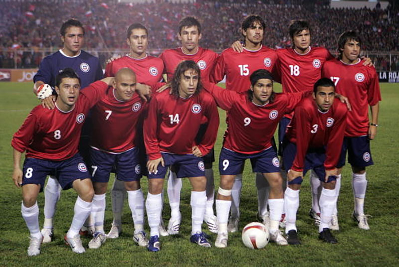 Chile protesto Brooks 2007