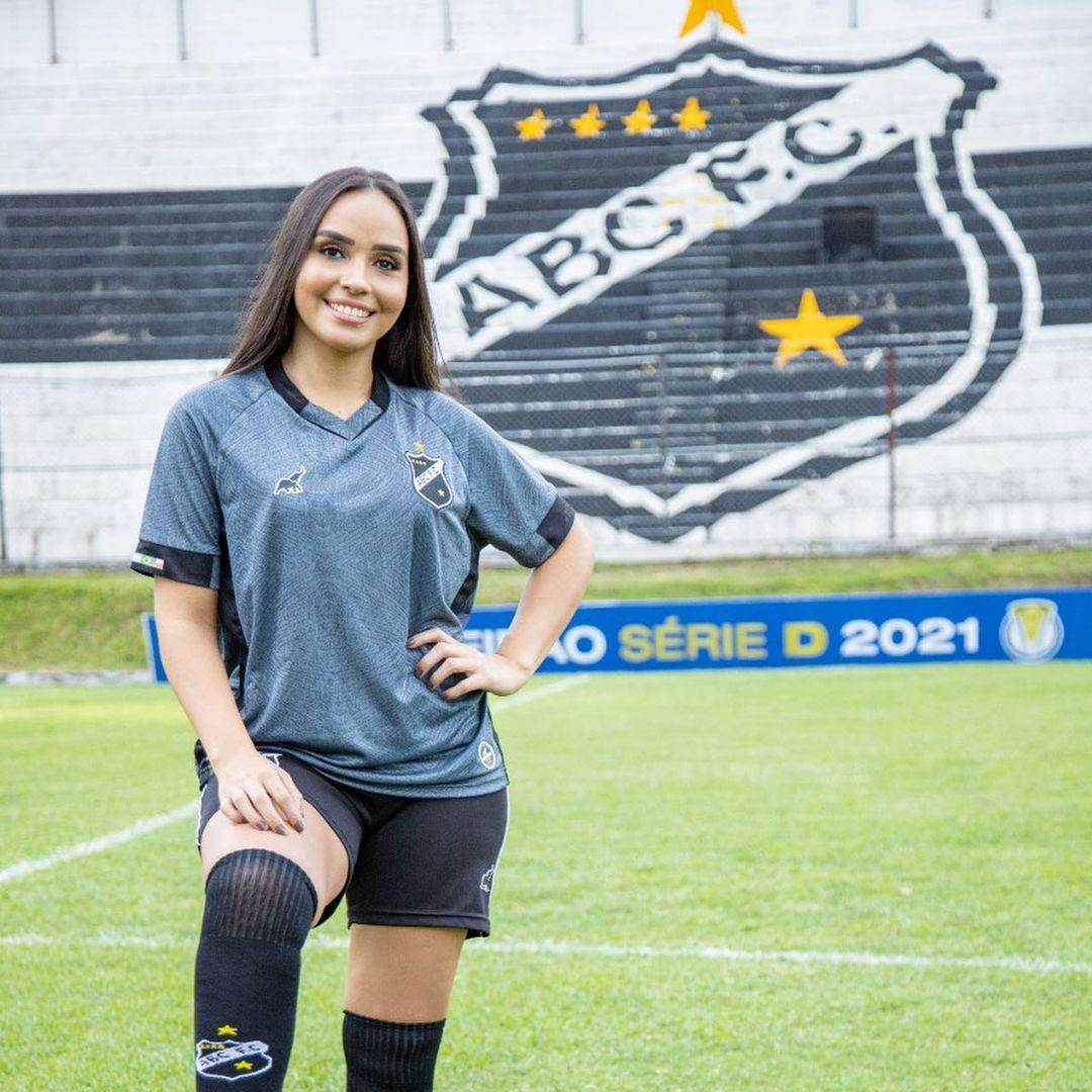Terceira camisa do ABC FC 2021-2022 ElefanteMQ