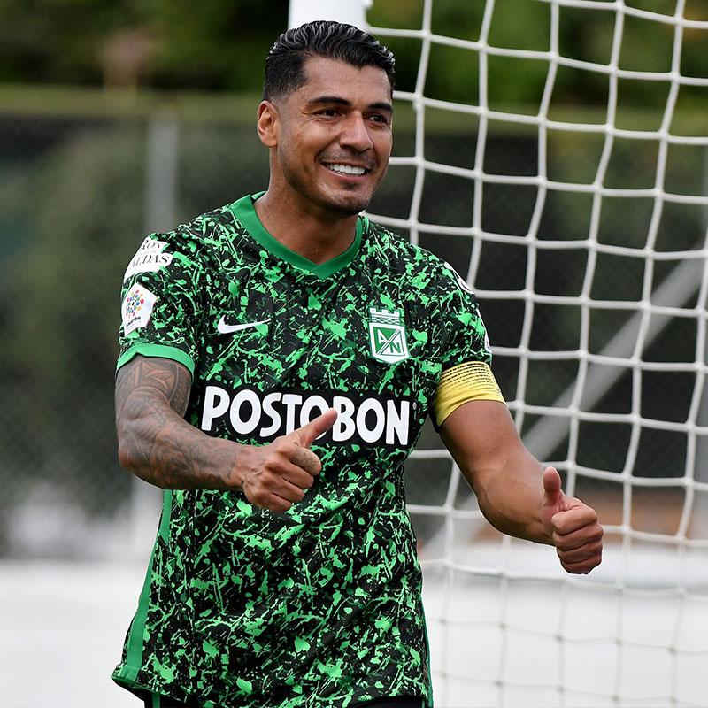 Terceira camisa do Atlético Nacional 2021-2022 Nike