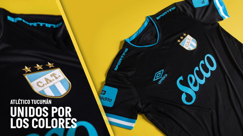 Terceira camisa do Atletico Tucuman 2021-2022 Umbro a