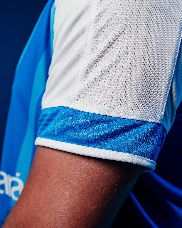 Terceira camisa do Paysandu 2021-2022 Lobo