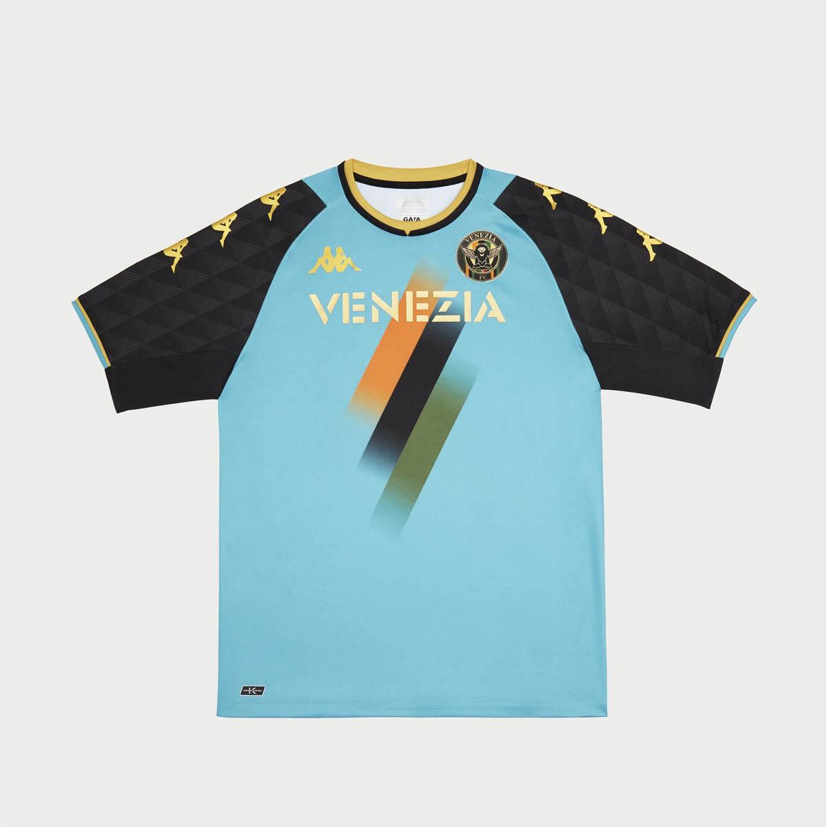 Terceira camisa do Venezia FC 2021-2022 Kappa