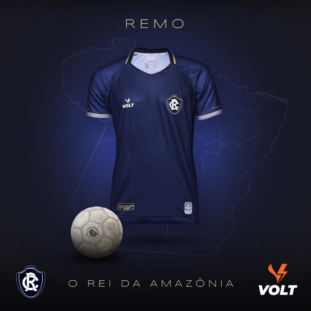 Camisas do Clube do Remo 2021-2022 Volt Sport