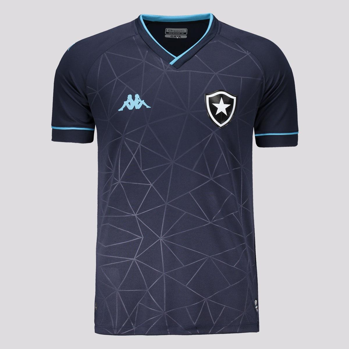 Quarta camisa do Botafogo 2021-2022 Kappa