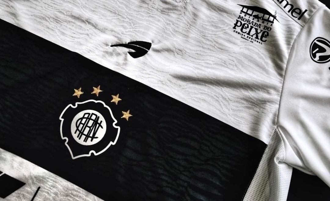 Camisas do Atlético Rio Negro 2021 SJ Sports