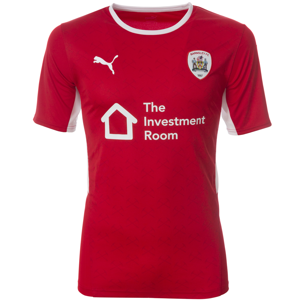 Camisas do Barnsley 2021-2022 PUMA
