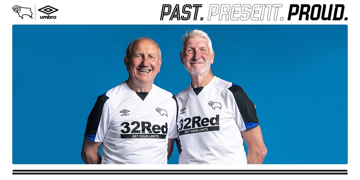 Camisas do Derby County 2021-2022 Umbro
