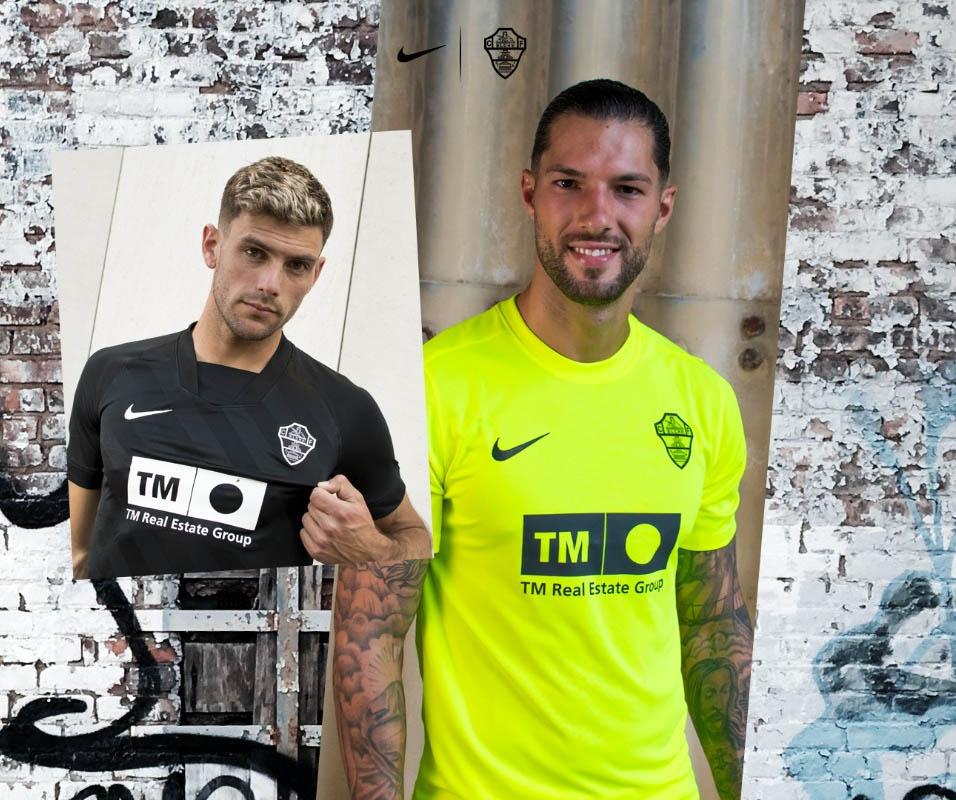 Camisas do Elche CF 2021-2022 Nike