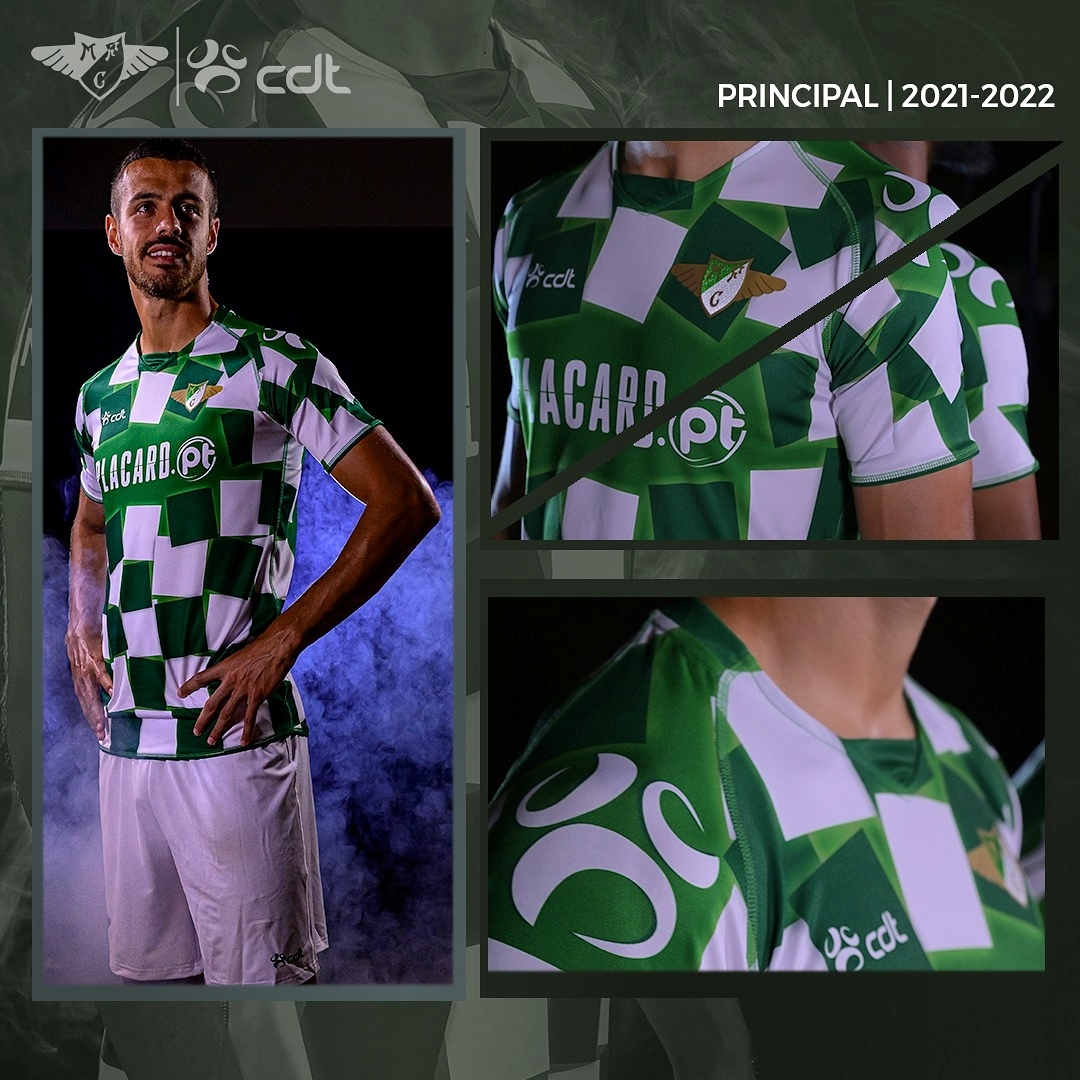 Camisas do Moreirense FC 2021-2022 CDT