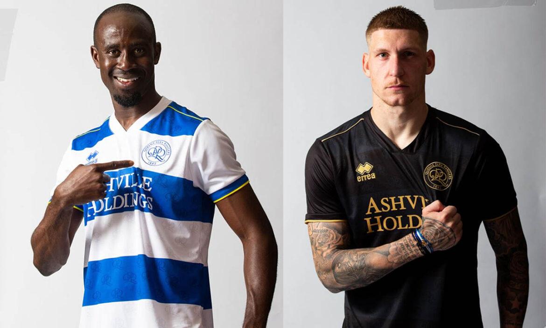 Camisas do QPR 2021-2022 Erreà a
