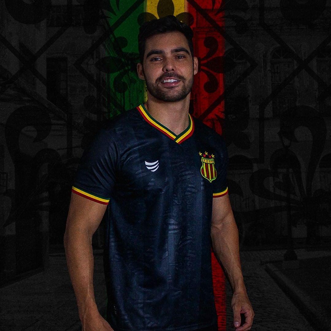 Terceira camisa do Sampaio Correa 2021-2022 Super Bolla