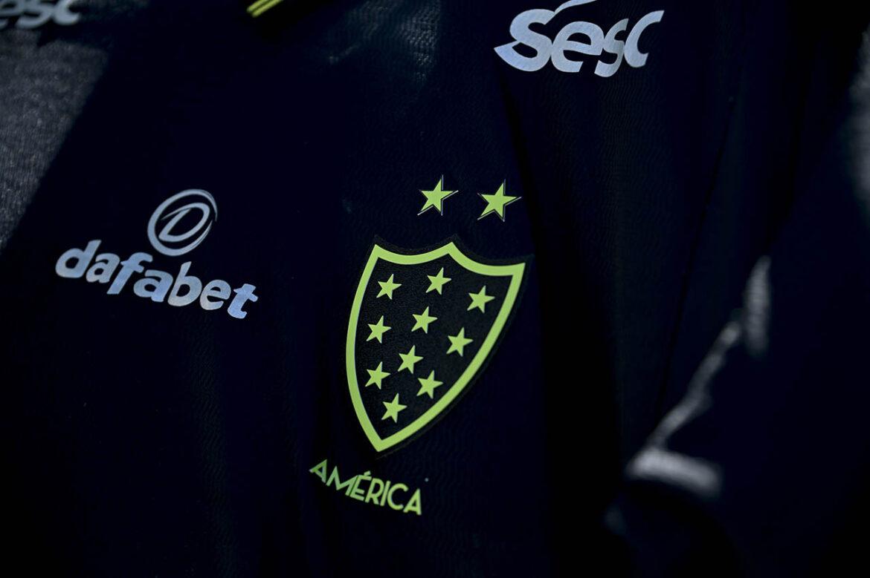 Terceira camisa do América-MG 2021-2022 Volt Sport