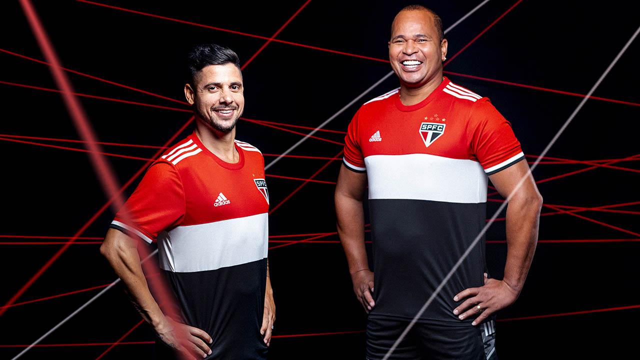 Terceira camisa do São Paulo FC 2021-2022 Adidas
