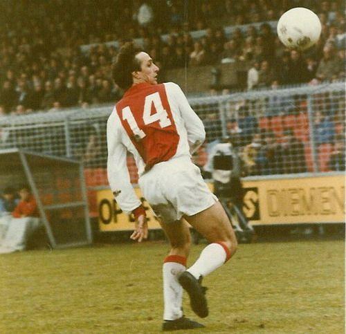 Ajax 1971 Cruyff