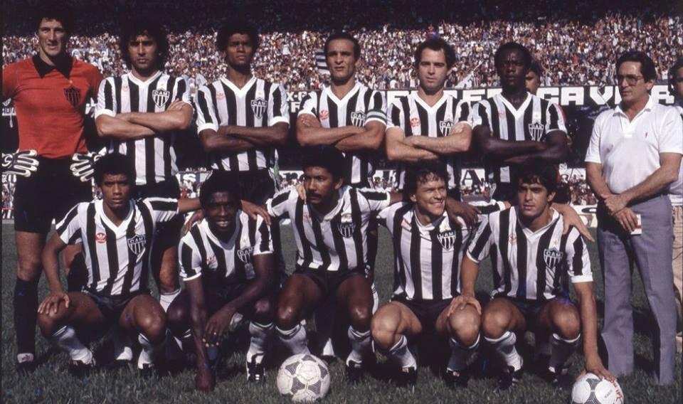 Atletico Mineiro Adidas 1983