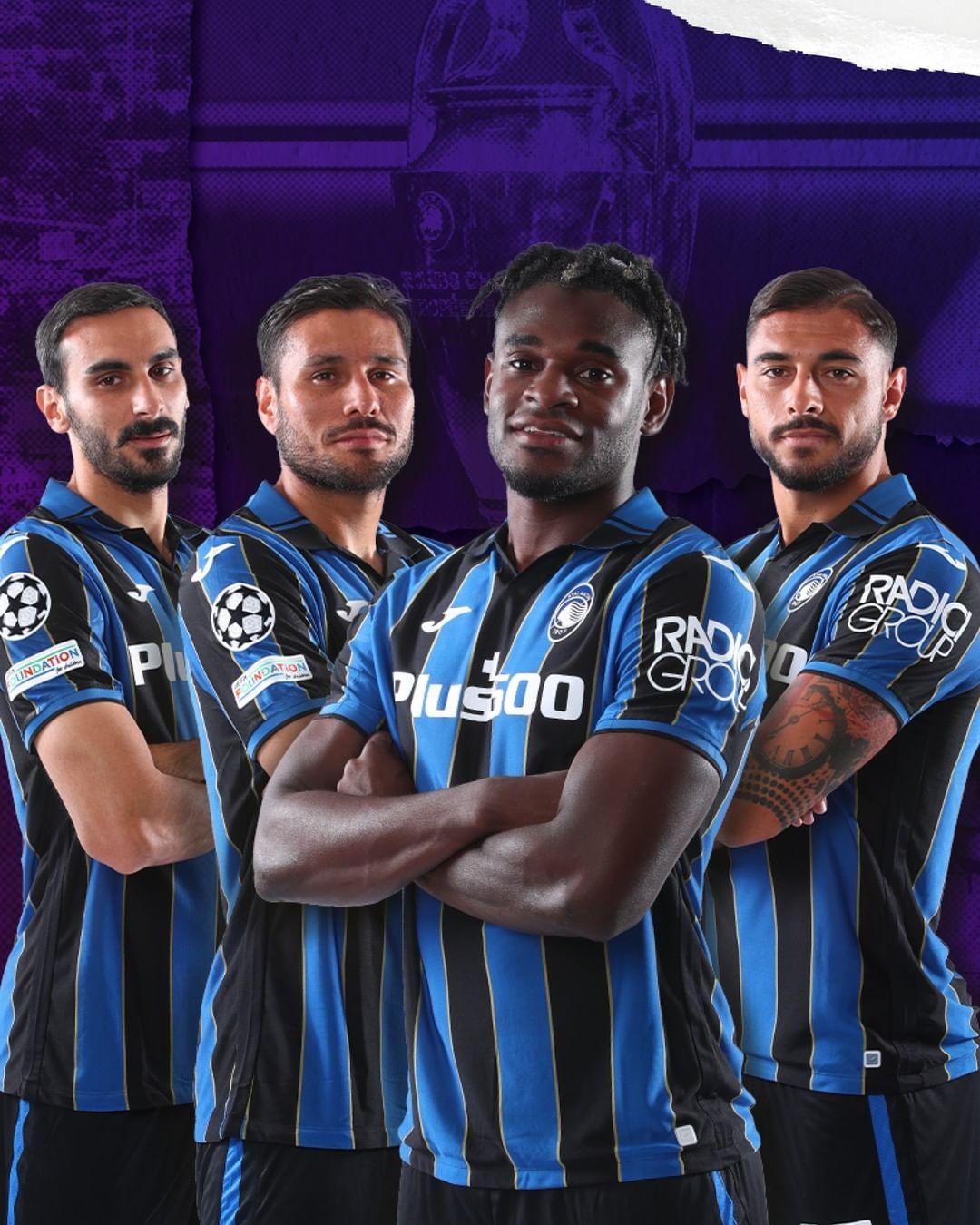 Camisa Champions League 2021-2022 JOMA a