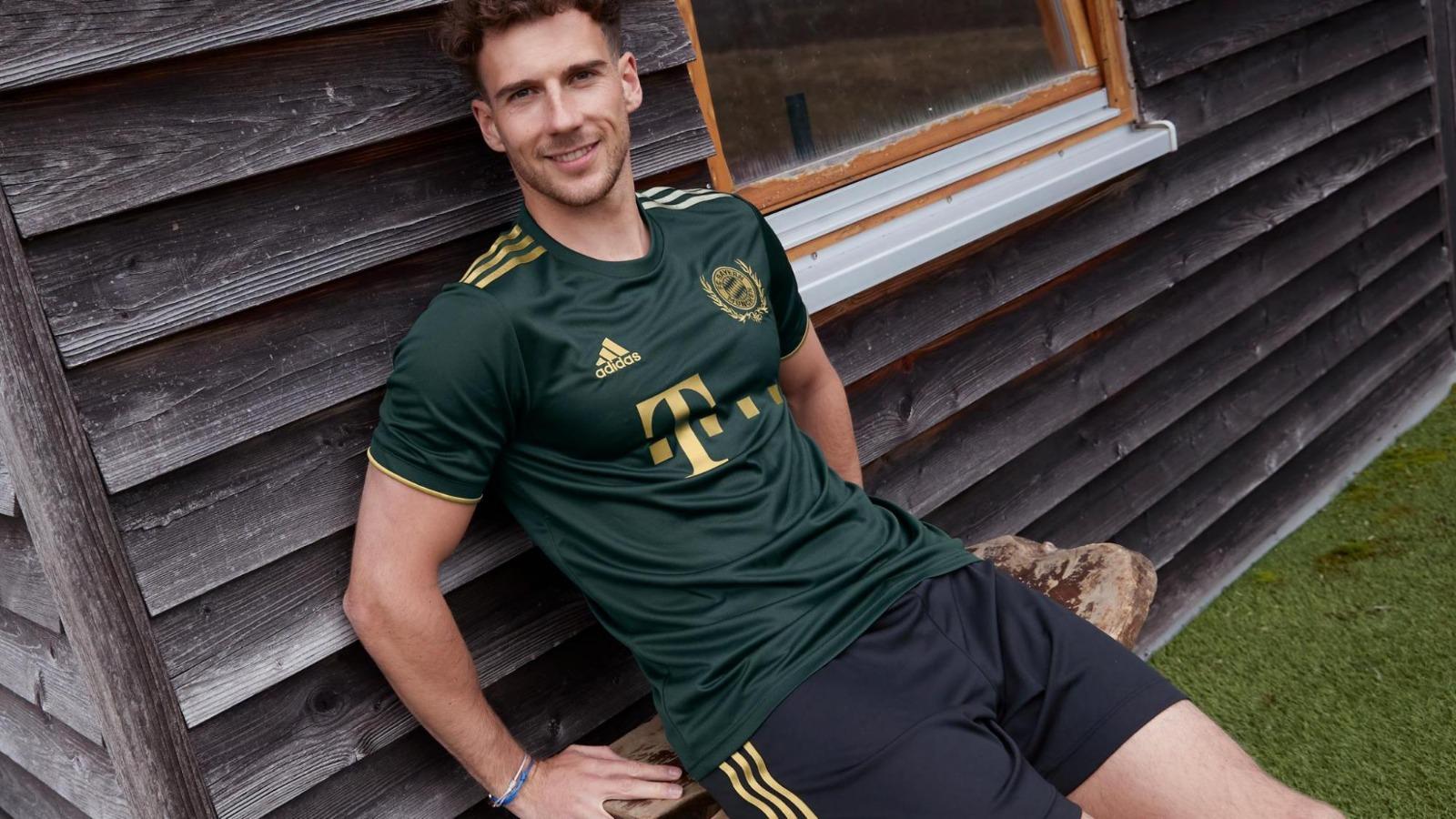 Camisa Oktoberfest do Bayern de Munique 2021 Adidas