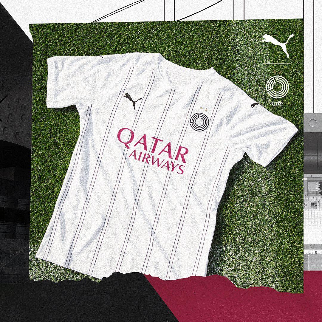 Camisas do Al-Sadd 2021-2022 PUMA