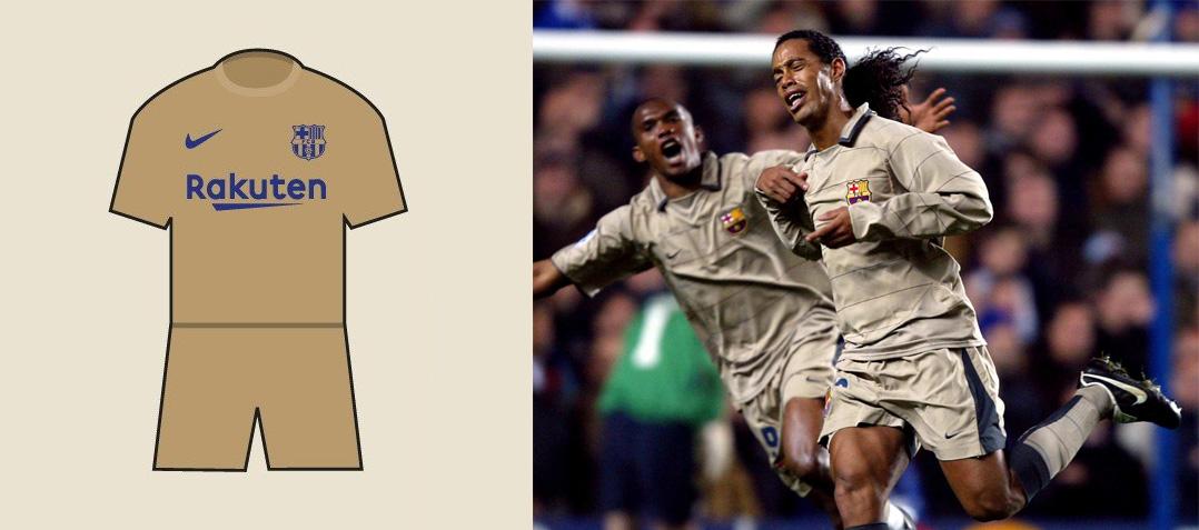 Camisas do Barcelona 2022-2023 Nike 2