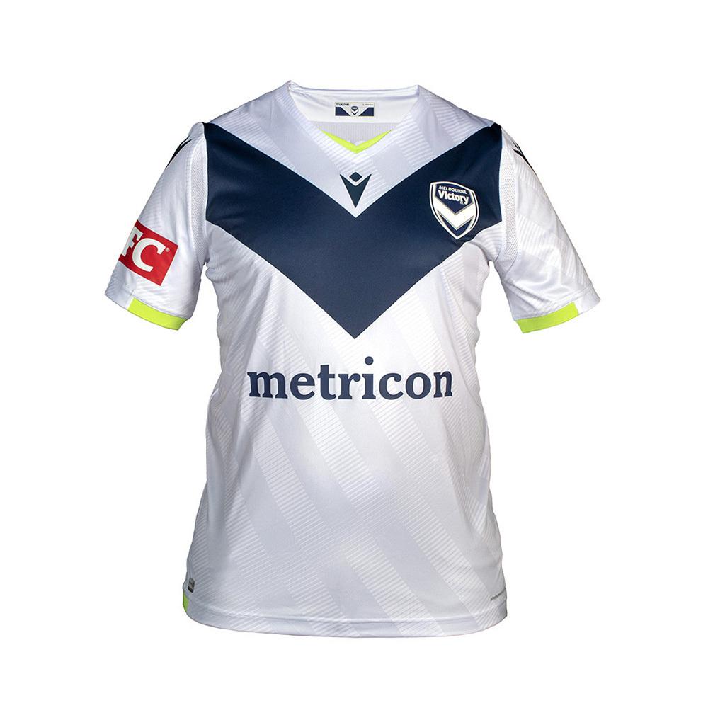 Camisas do Melbourne Victory 2021-2022 Macron