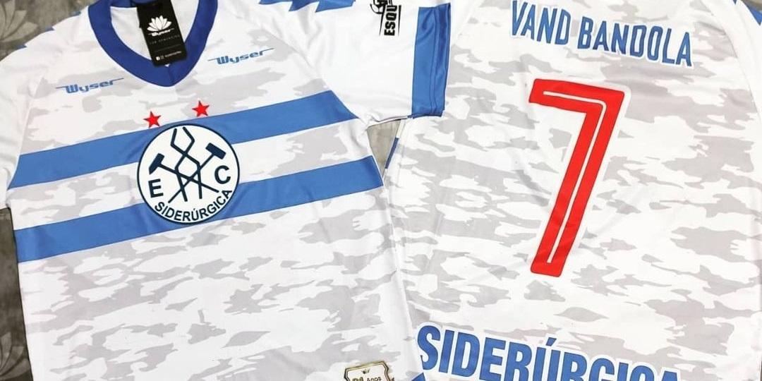 Camisas e novo escudo do EC Siderúrgica 2021-2022 Wyser (5)