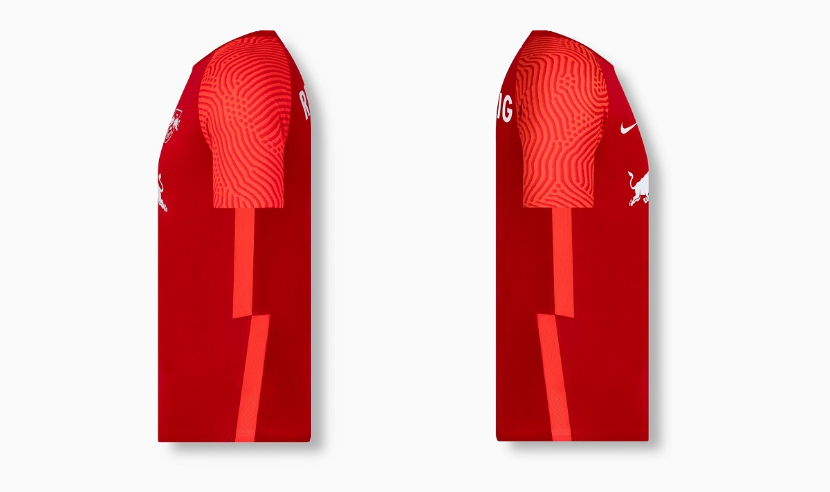 Quarta camisa do RB Leipzig 2021-2022 Nike
