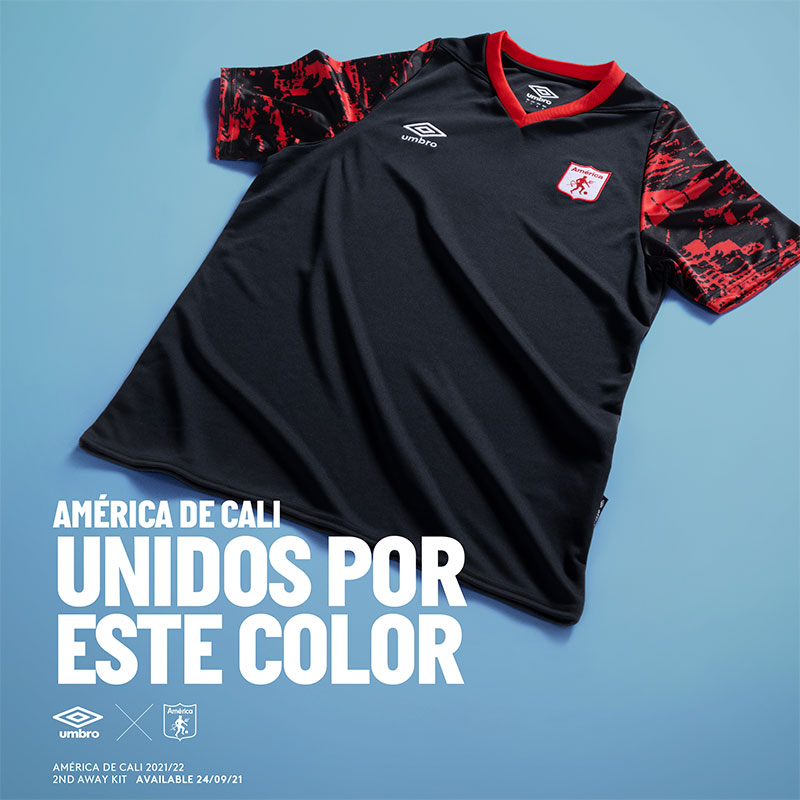Terceira camisa do América de Cali 2021-2022 Umbro 1